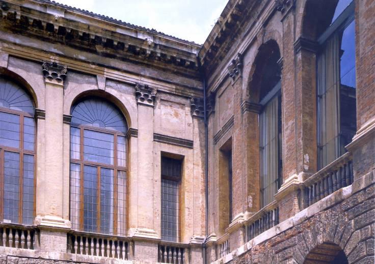 Interior Palazzo Thiene