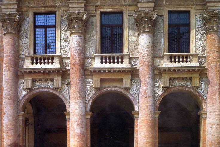 Loggia del Capitaniato Piazza dei Signori (Vicenza)