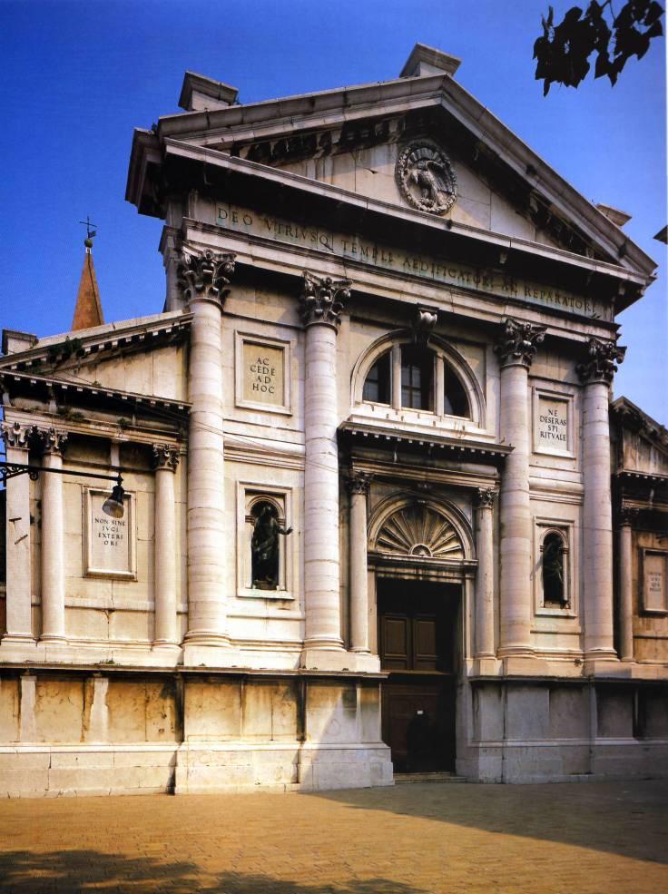 San Francesco della Vigna (Venecia)
