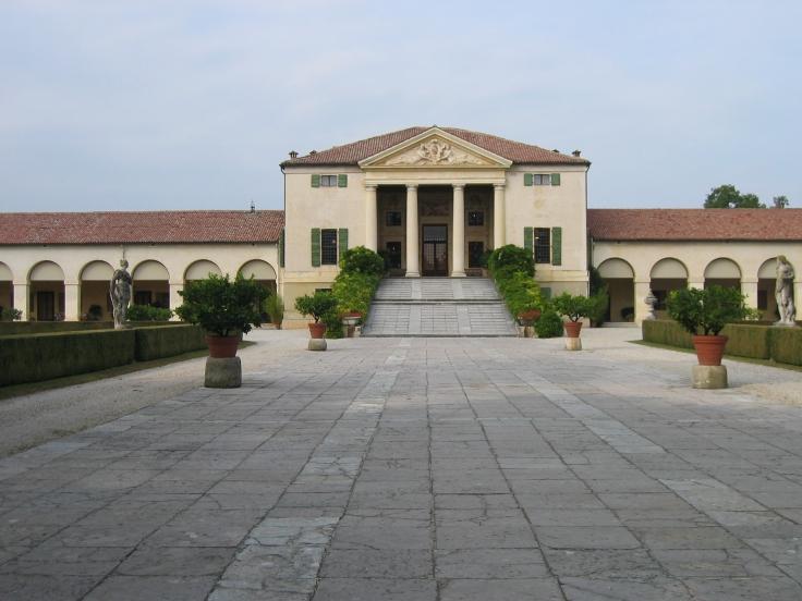 Villa Emo; Via Stazione, 5,Fanzolo di Vedelago