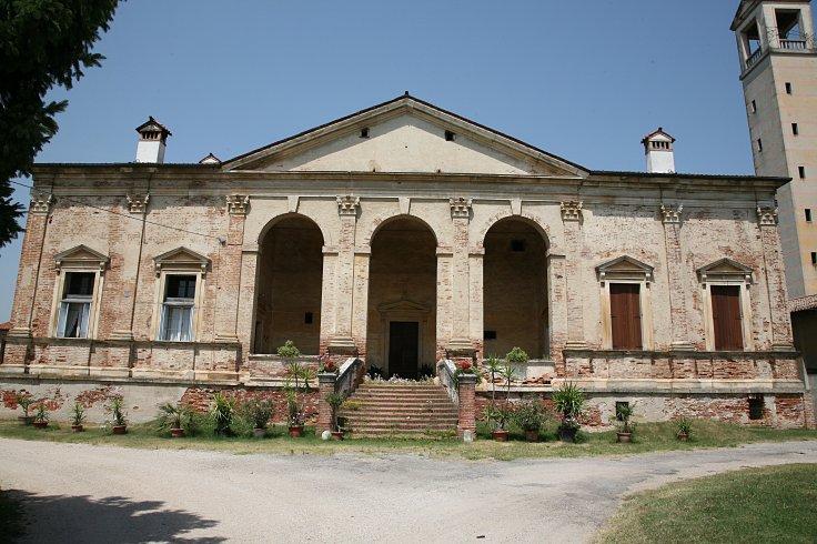 Villa Gazzotti, Bertesina (Vicenza)