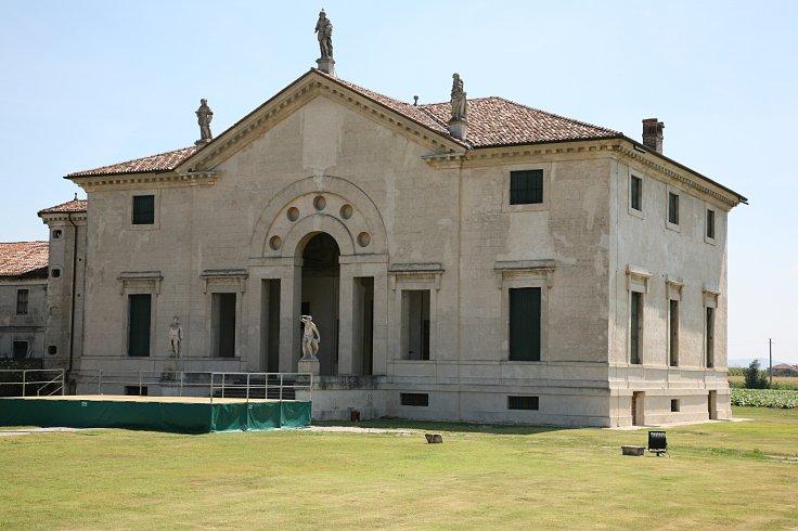 Villa Poiana at Poiana Maggiore