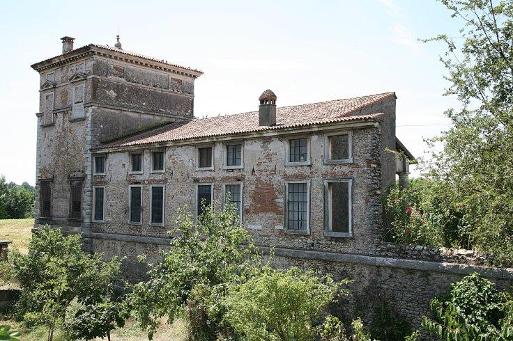 Villa Trissino, Meledo