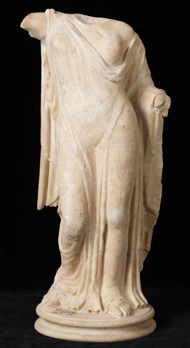 Afrodita Anónimo Romano sala 5