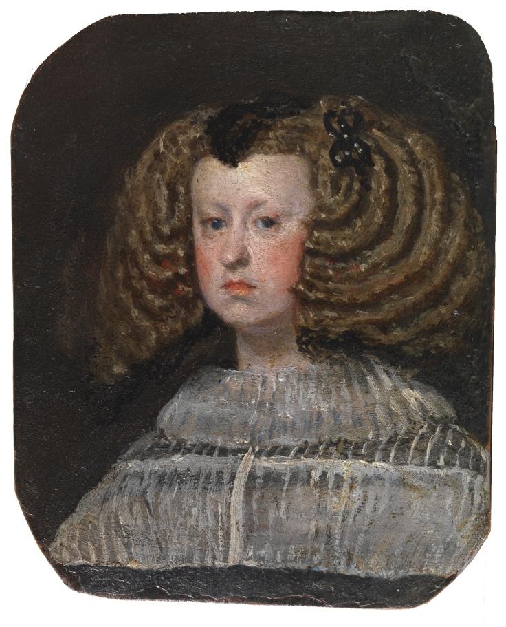 Mariana de Austria, reina de España sala 8