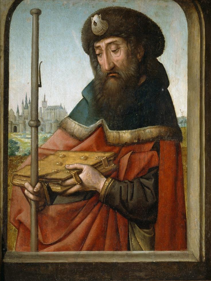 Santiago Peregrino Juan de Flandes sala3