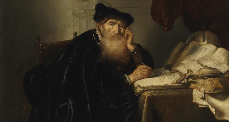 Un filósofo, Salomon Koninck sala 8 r