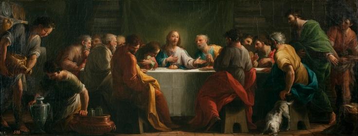 La Última Cena, Mariano Salvador Maella