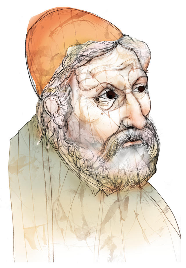 'Almagesto' de Claudio Ptolomeo (siglo II). La búsqueda de orden cósmico a través de la geometría y el número.
