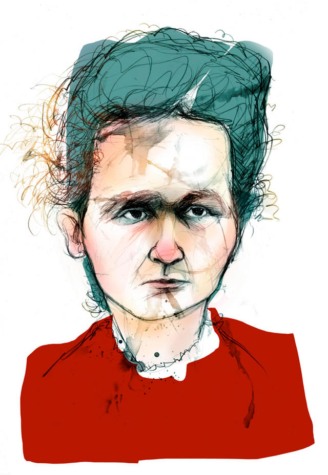 'Tratado de radioactividad' de Marie Curie (1867-1934). Se desvelan los secretos de los átomos más activos.