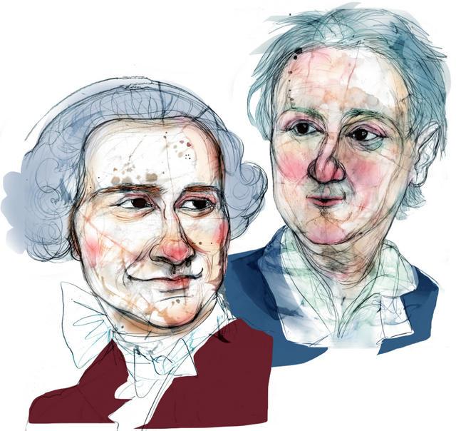 'Enciclopedia' de Denis Diderot (1713-1784)y Jean Le Rond D'Alembert (1717- 1783). Una condensación del saber humano, entre los mayores best sellers de la historia.