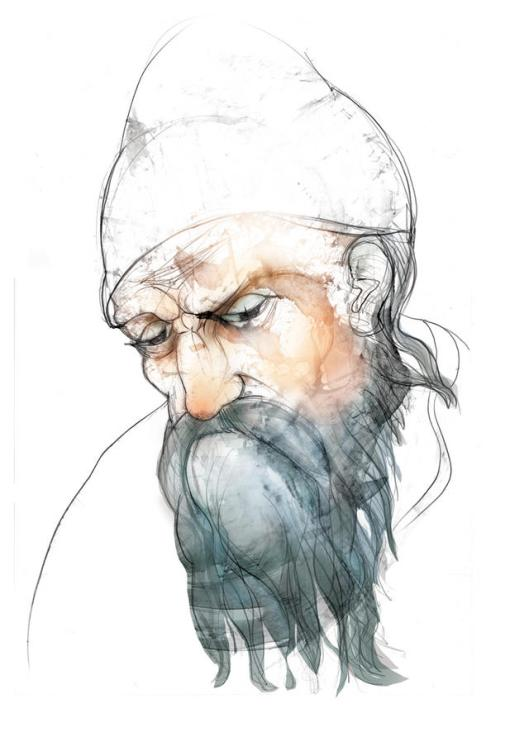 'Elementos' de Euclides (c. 295 a. C.). Comienza la historia de la geometría.
