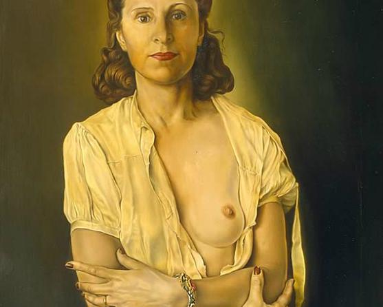 la Mujer de Salvador Dalí
