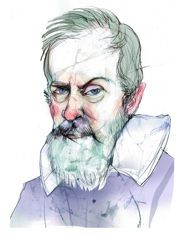 'Diálogos sobre los sistemas del mundo' de Galileo Galilei (1564-1642). Órdago por la racionalidad a modo de lección de física.