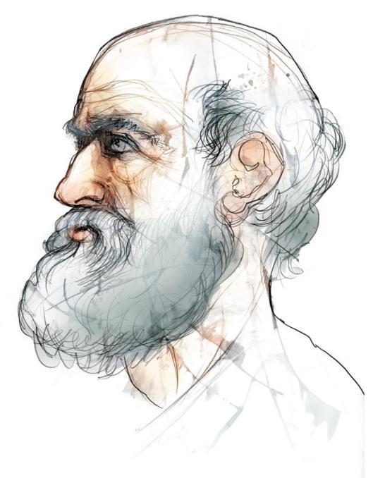 'Tratados Hipocráticos' de Hipócrates de Cos (460-380 a. C.). Nace la medicina como ciencia.