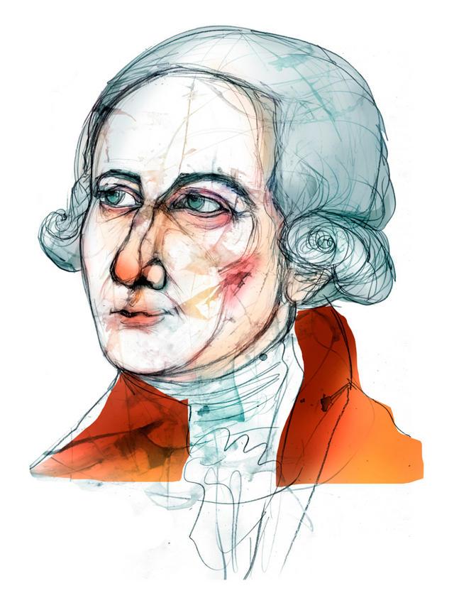 'Tratado elemental de química' de Antoine Lavoisier (1743-1794). La partida de nacimiento de la ciencia química, con la colaboración de su esposa Marie Anne.