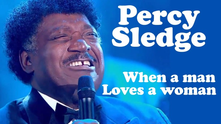 Percy Sledege