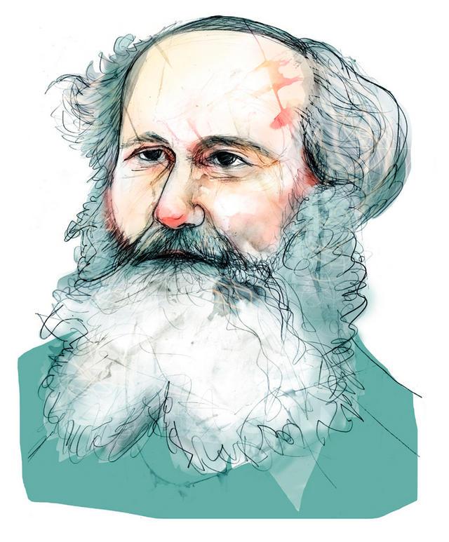 'Un tratado sobre electricidad y magnetismo' de James Clerk Maxwell (1831-1879). La síntesis electromagnética, unificación de luz, electricidad y magnetismo.
