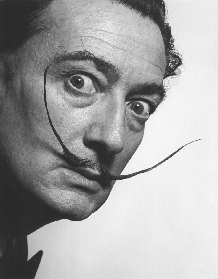 Salvador Felipe Jacinto Dalí i Domènech, marqués de Dalí y de Púbol (Figueras, 11 de mayo de 1904 – ibídem, 23 de enero de 1989)