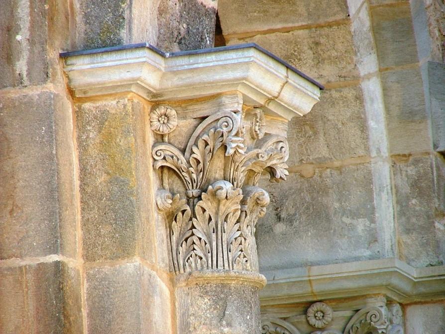 Detalle, Abadía de Cluny.