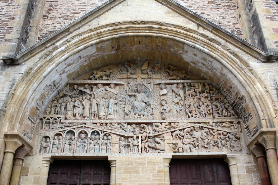 Tympan_de_l'abbatiale_Sainte-Foy_de_Conques