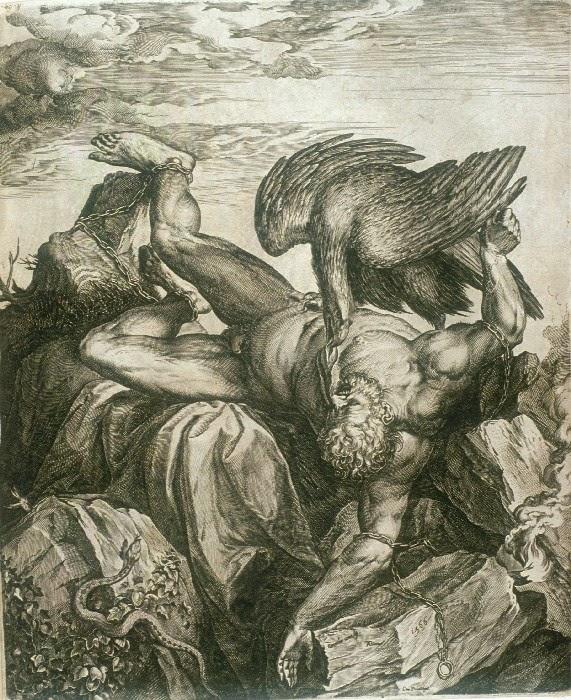 1566+Ticio+Cornelis Cort+Madrid, Biblioteca Nacional de España