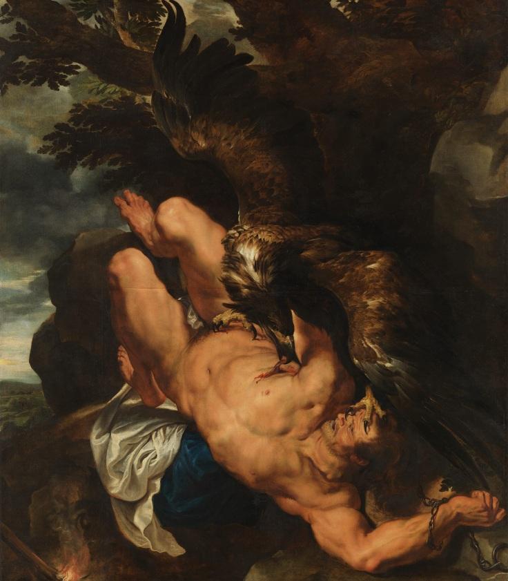 Museo Nacional del Prado El Museo del Prado presenta la exposición em Las Furias. De Tiziano a Ribera em jjppgg