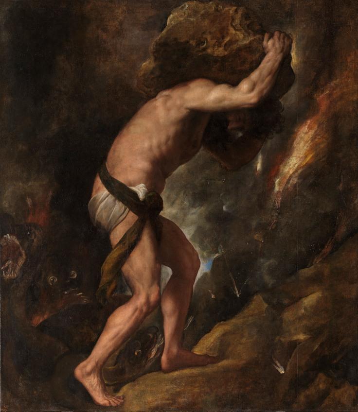 Tiziano, Vecellio di Gregorio Sísifo