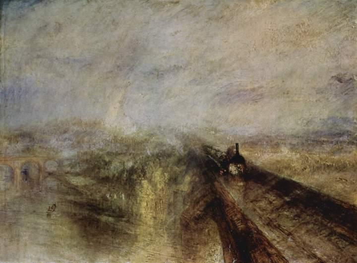 Lluvia-vapor-y-velocidad-el-gran-ferrocarril-del-oeste