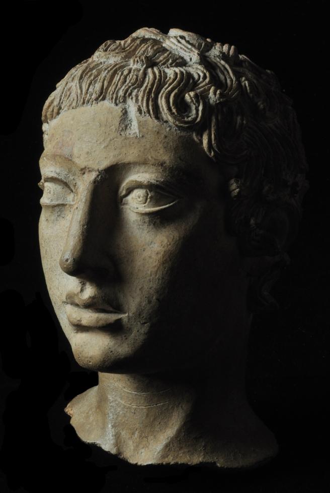 Cabeza Malavolta. Portonaccio. (Museo Nacional Etrusco de Villa Giulia, Roma)