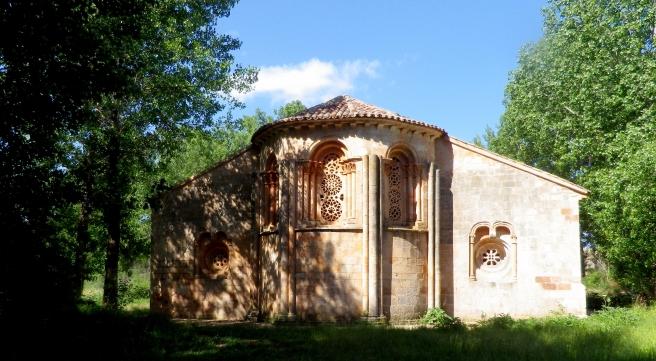 Santa Coloma de Albendiego.