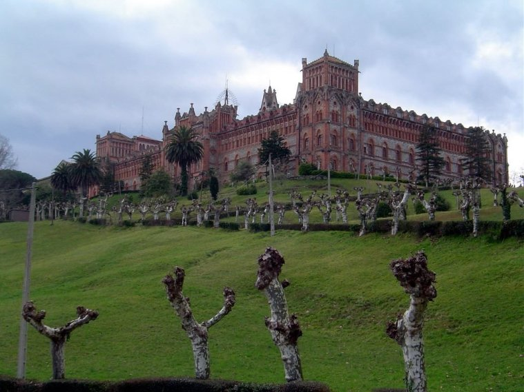 Actual Universidad Pontificia de Comillas