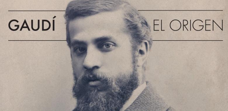 Gaudí fotografiado por Pablo Audouard (1878).
