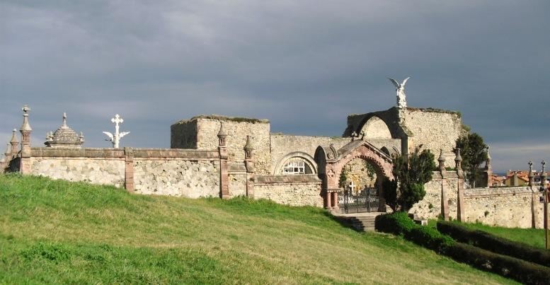 Cementerio de Comillas.