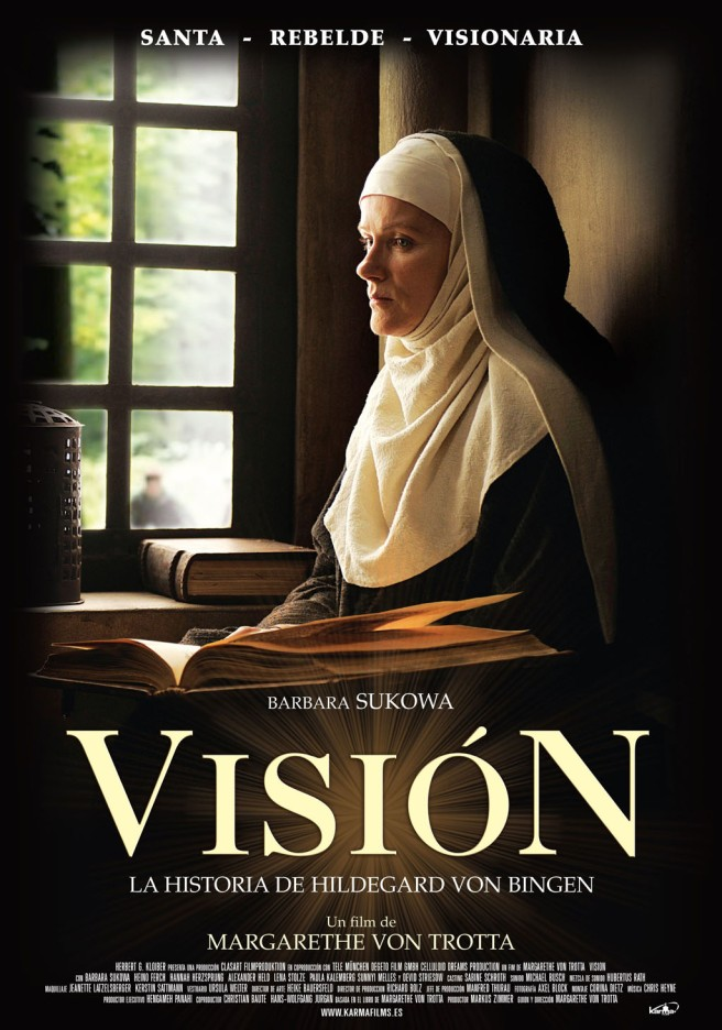 Vision_La_Historia_De_Hildegard_Von_Bingen-Cartel