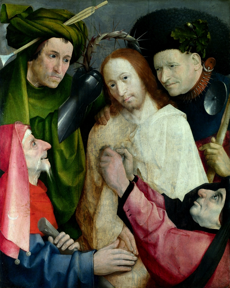 Hieronymus_Bosch_-_Christ_Mocked_(The_Crowning_with_Thorns)_-_Google_Art_Project