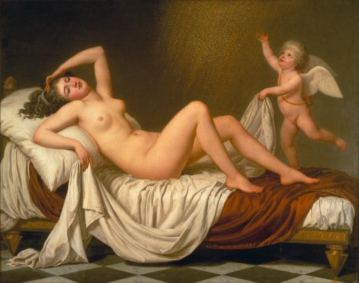 Adolf_Ulrik_Wertmüller_-_Danaë_and_the_Shower_of_Gold_-_Google_Art_Project