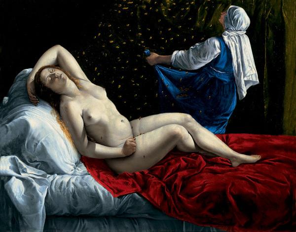 Artemisia_Gentileschi_-_Danaë