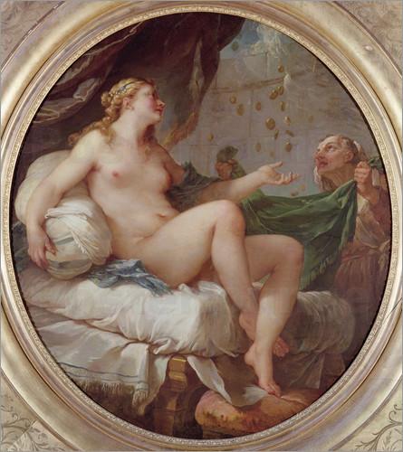 charles-joseph-natoire-danae-receiving-the-shower-of-gold-145336
