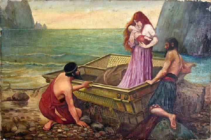 Perseus-Danae-John-William-Waterhouse-min