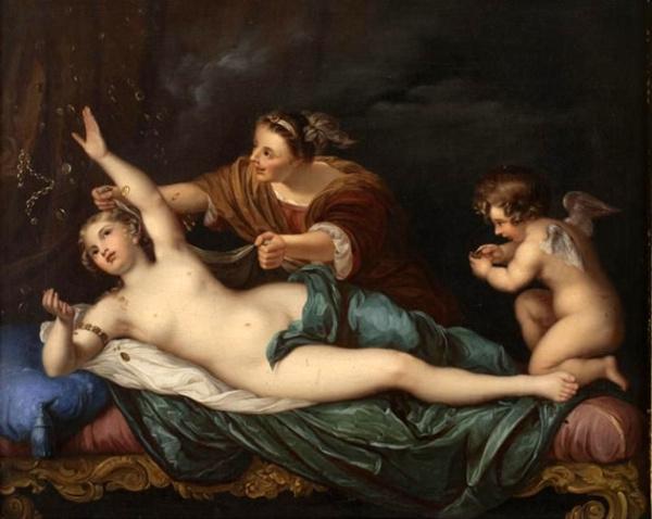 the-rape-of-danae