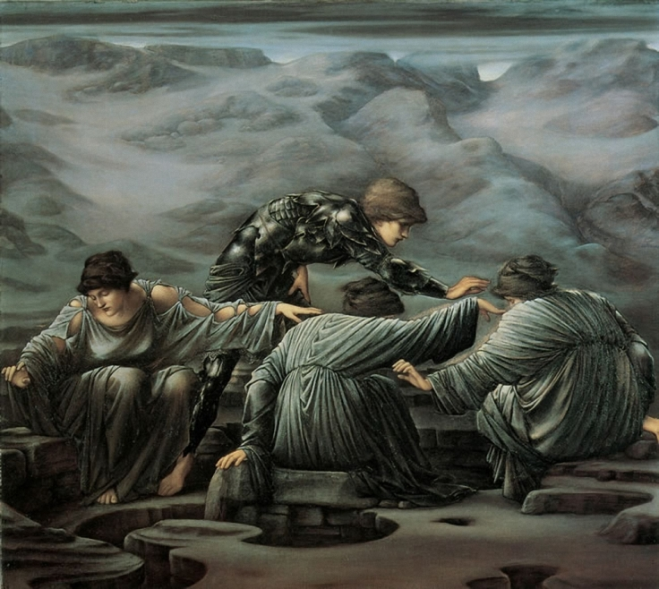 23- Edward_Burne-Jones_-_Perseus_and_the_Graiae,_1892