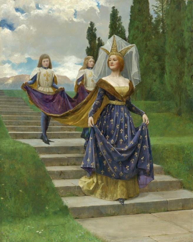 John_Collier_-_A_Great_Lady