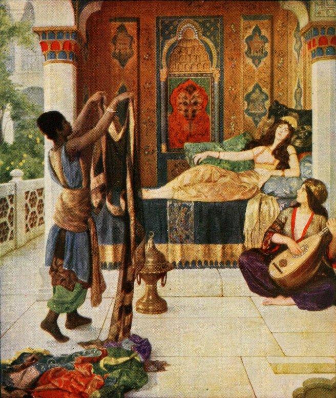 John_Collier_-_Myrrh,_Aloes_and_Cassia
