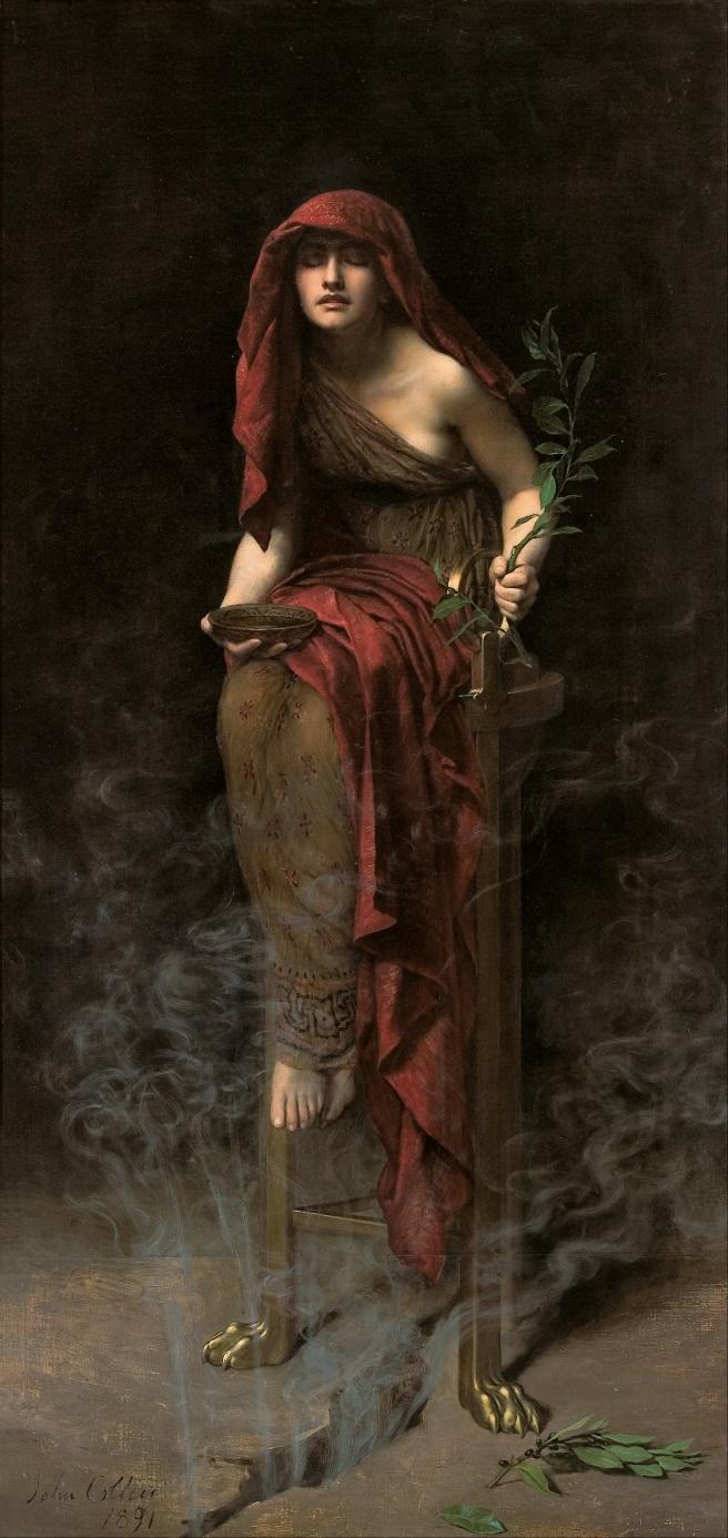 John_Collier_-_Priestess_of_Delphi_-_Google_Art_Project