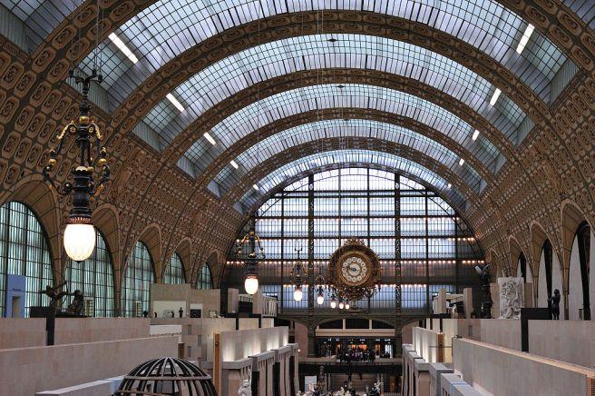 Orsay interior
