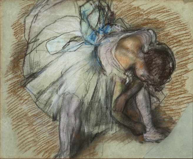 Dancer_Adjusting_Her_Shoe_-_Edgar_Degas_-_Google_Cultural_Institute