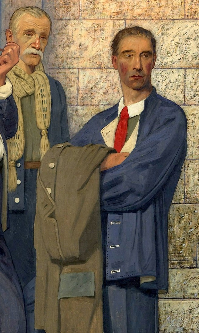 L0051536 Cayley Robinson painting