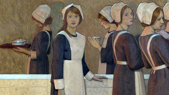 L0051541 Painting by Cayley Robinson