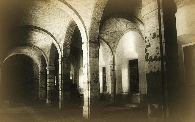 Palacio de la Aduana, interior -1945-8